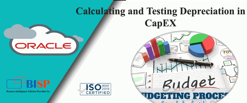 Calculating and Testing Depreciation in CapEX